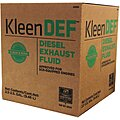 2.5 gal. Box Diesel Exhaust Fluid DEF; For Use With SCR Systems
