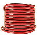 Conductor Wire, 4 AWG, 100 ft., Red/Black