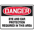 Sign-Eye & Ear Protection