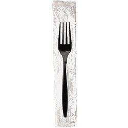Fork,Black,Heavy Weight,PK1000