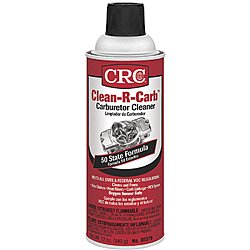 Carburetor Cleaner,16 Oz. Size