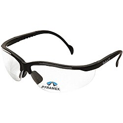 d226bf0a18 917598-3 Clear Scratch-Resistant Bifocal Safety Reading Glasses