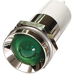 Protrude Indicator Light,Green,