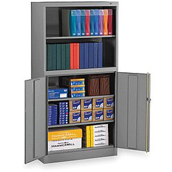 Bookcase Storage Cabinet,