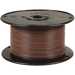 Primary Wire,18 Ga.,Str,60V,