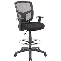 Drafting Chair,Nylon Base,