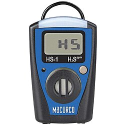 Single Gas Detector,H2S,0 To
