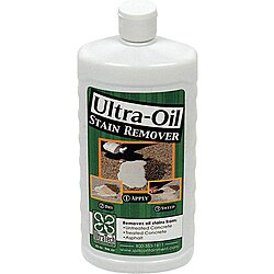 Oil Stains Remover,32 Oz.