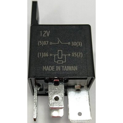 30 Amp Relay Pack of 2 spst-no Imperial 72246 Mini 12 Volt
