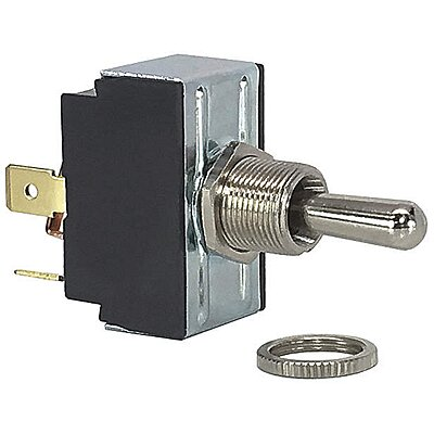 916795-8 Reversing Toggle Switch, Number of Connections: 4