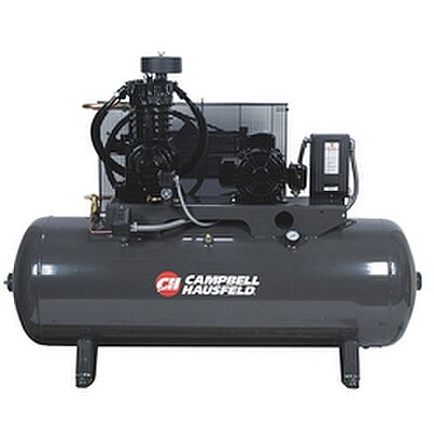 Air Compressor,5HP,80G,175PSI,