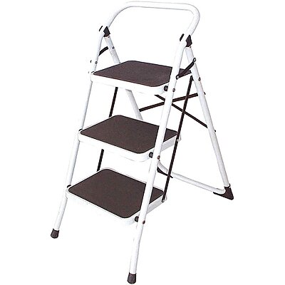 913598 5 Steel Folding Step 36 Quot Overall Height 300 Lb
