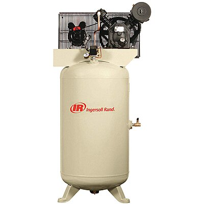 Air Compressor, 5HP, 2 Stage