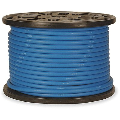 Air Hose,1/2ID, 0.78OD, 500FT