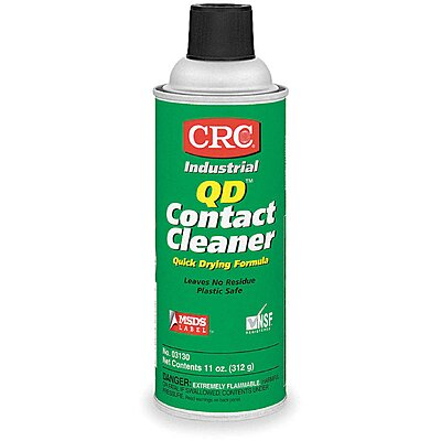 Contact Cleaner,Aerosol Can,11