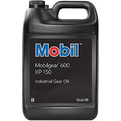 917565-8 Mobilgear 600 XP 150, Gear Oil, 1 gal | Imperial