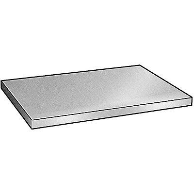 915249-9 Carbon Steel Plate Stock, 0 187