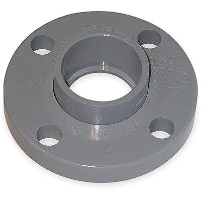 924843-7 PVC Van Stone Flange, Socket, 3