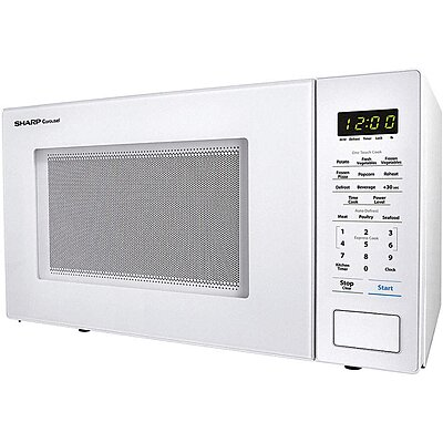 Microwave Oven,White,1000W