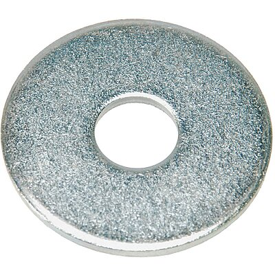 "QTY 250 3//8/"" x 1-1//4/"" OD Stainless Steel Extra Thick Fender Washer"
