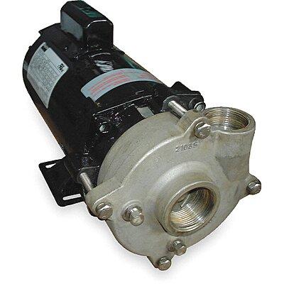 Pump 1-1//2 HP 120//240VAC 1 Ph 10 Stage