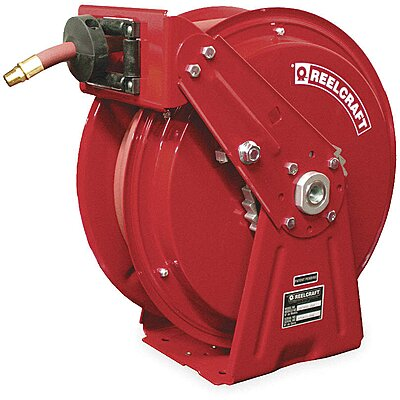 Hose Reel,3/8 In.,50 Ft. L,300