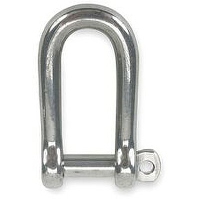 Forged D Screw Shackle,Screw