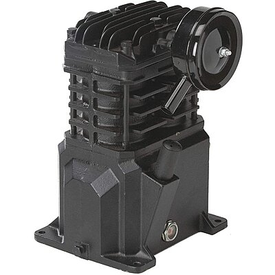 910750-1 1-Stage Splash Lubricated Air Compressor Pump with