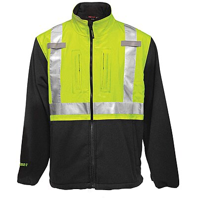 Hi-Vis Fleece Liner/Jacket,