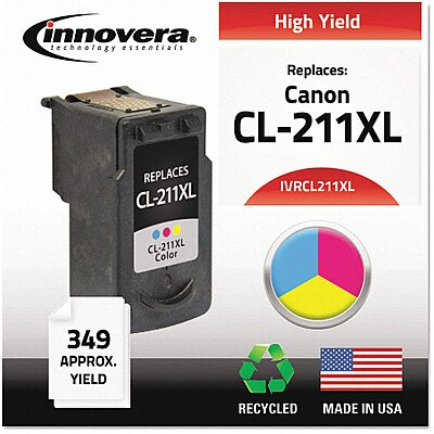 Ink Cartridge,Tricolor,Canon,