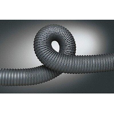 Hi-Tech Duravent Ducting Hose 1-1//2 in x 25 ft L Rubber