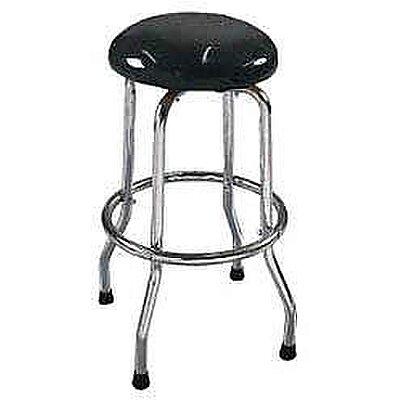 Excellent 910883 9 Round Stool And 300 Lb Weight Capacity Black Inzonedesignstudio Interior Chair Design Inzonedesignstudiocom
