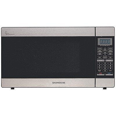 Microwave,Silver,1.6 Cu. Ft.,