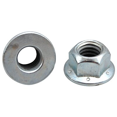 5//8-11 Hex Flange Prevailing Torque Lock Nuts Grade G 8 Phos /& Oil 20