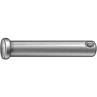 Clevis Pin,Steel,5/8 In. Dia.,