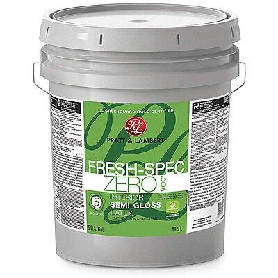 926630-1 Semi-Gloss Interior Paint, Latex, Super One Coat