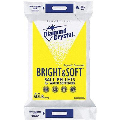 922455 2 50 Lb Water Softener Salt Bright Amp Soft Series