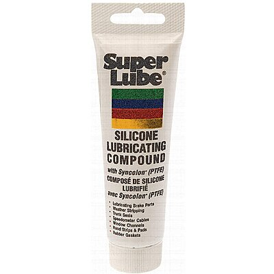 Silicone Lubricating Grease,3