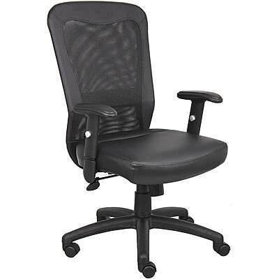 Executive Chair,Leather Seat