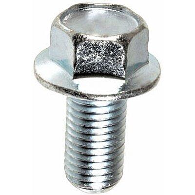 2 M12-1.25 MM Metric Grade Class 10.9 Hex Flange Nuts JIS Fine Thread J.I.S.