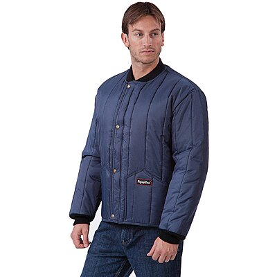 Jacket, Insulated, Mens, Navy,