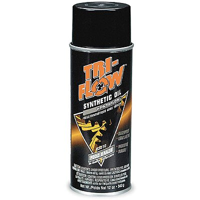 Synthetic Oil,Aerosol,Can
