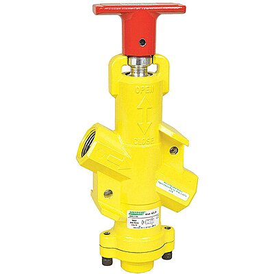 Valve,Lockout,1 In NPT