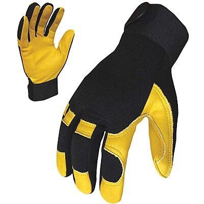 Goatskin L PR Leather Gloves