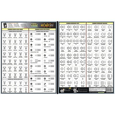 Fastener Tech Sheet,Screw