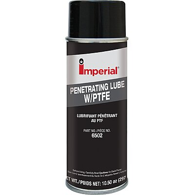 6502 Imperial Penetrating Lube w/PTFE, 10 5 oz | Imperial