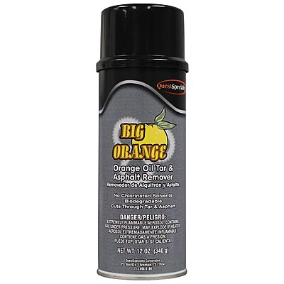 Big Orange-Oil Tar Asphalt Rmv