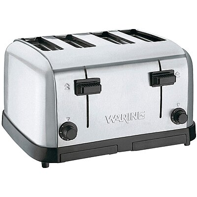 4-Slice Medium Duty Toaster