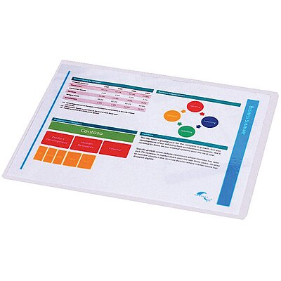 Heat Laminating Pouches,9x11-1/