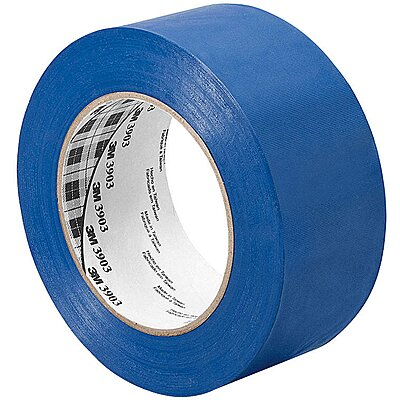 3M 1.5-50-3903-WHITE Duct Tape,1-1//2 In x 50 yd,6.5 mil,White